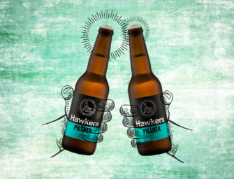 Prof's Point of Brew: Hawkers Pilsner