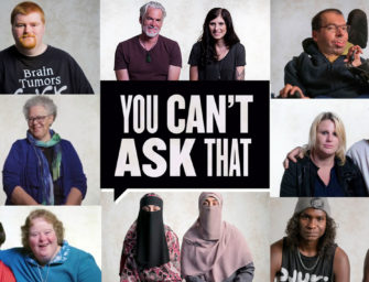 You Can't Ask That: The TV show we all need to watch