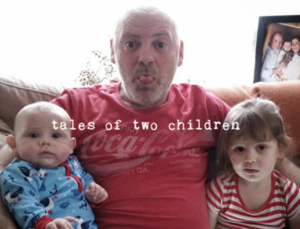 David Millard, Creator, Tales of Two Children
