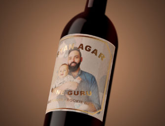 Ryan Agar: wine marketer, bar owner, rookie dad