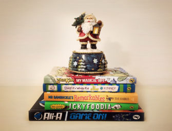 It's Book-mas Time – Great Christmas gift ideas for kids
