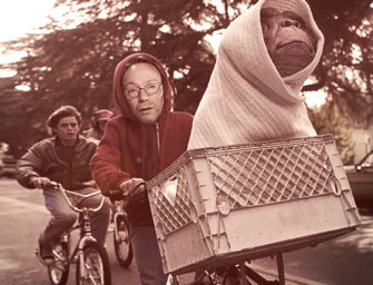 Becoming Elliott: Watching E.T. the Extra-Terrestrial, post-parenthood
