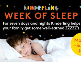 Kinderling Kids Radio launches 'Week of Sleep' podcast series