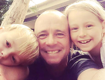 Grieving and blogging: A chat with Chris Martin, Just a Dad
