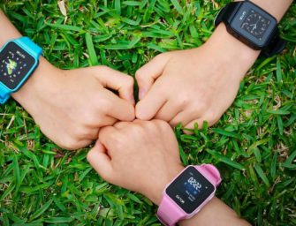 Recognition for child safety smartwatch provider