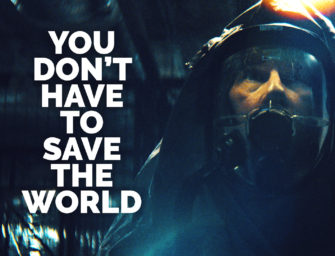 You Don't Have to Save the World: A Short Film With a Twist