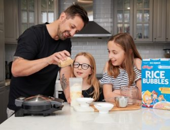 George Georgievski's Four Perfect Breakfast Recipes For Kids