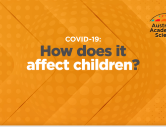 How COVID-19 Affects Children