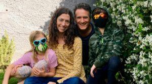 Antonio Sacre and family