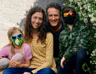 Antonio Sacre's 'World's Second-Best Dad' Wins Judges' Hearts