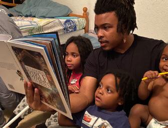 SAHD Devonte's Four-Step  Guide to Engaged Parenting