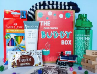 Be a Buddy for Kids with Cancer During the Pandemic